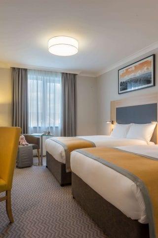 Family room at Maldron Hotel South Mall Cork City