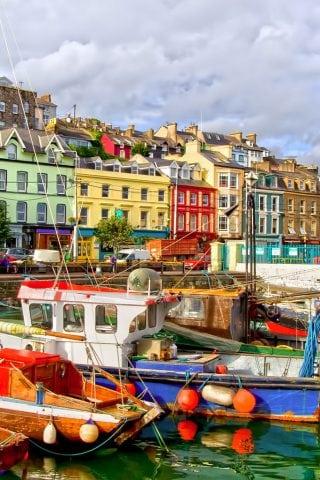 Cork City Harbour